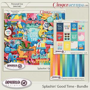 Splashin' Good Time - Bundle by Aprilisa Designs