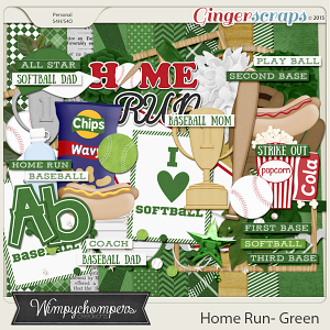 Home- Run- Green