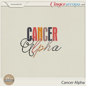 Cancer Alphas by JoCee Designs