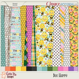 Bee Happy-Papers