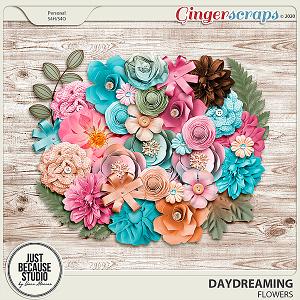 Daydreaming Flowers by JB Studio