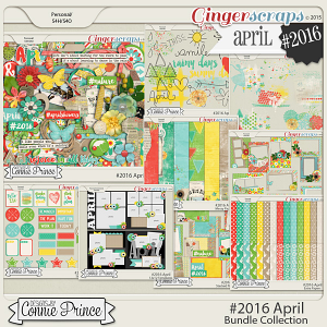 #2016 April - Bundle Collection