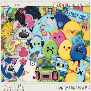 Hippity Hip Hop Kit