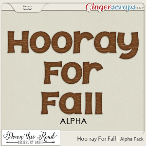 Hoo-ray For Fall | Alpha Pack