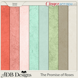 The Promise of Roses Shabby Solids