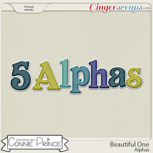 Beautiful One - Alpha Pack AddOn by Connie Prince