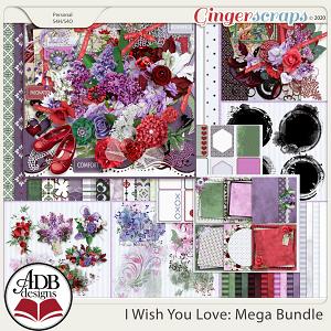I Wish You Love Bundle by ADB Designs