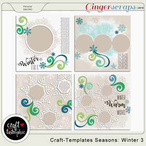 Craft-Templates Seasons Winter3