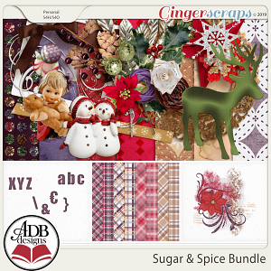 Sugar & Spice Petite Bundle by ADB Designs