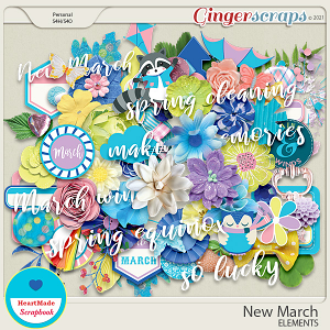 New March - elements