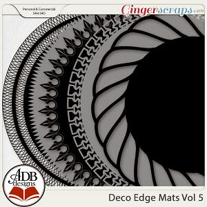 Deco Mats Vol 05 by ADB Designs
