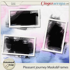Pleasant journey Masks&Frames