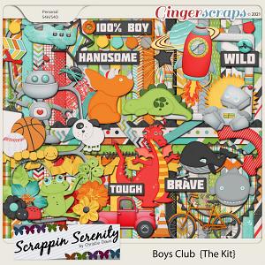 Boys Club {The Kit}