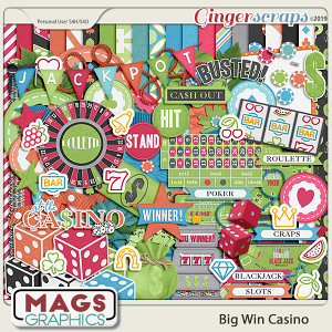 Big Win Casino KIT by MagsGraphics