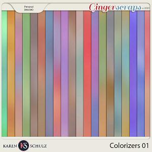 Colorizers 01 by Karen Schulz