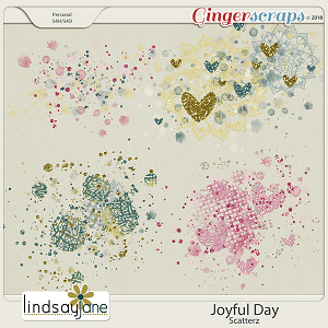 Joyful Day Scatterz by Lindsay Jane