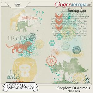 Kingdom Of Animals - Inked Bits