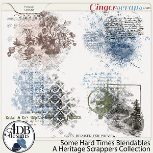 Some Hard Times Blendables by ADB Designs