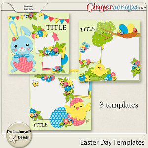 Easter Day Templates