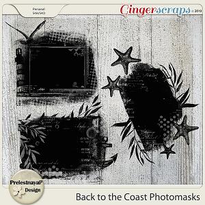 Back to the Coast Photomasks