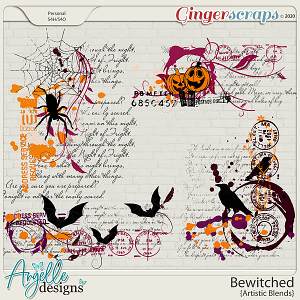 Bewitched Artistic Blends by Angelle Designs