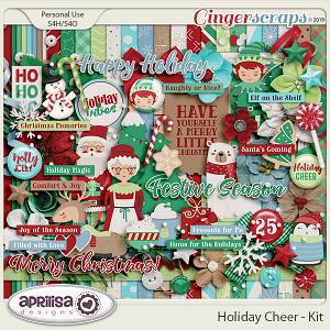 Holiday Cheer - Kit by Aprilisa Designs