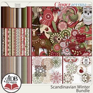 Scandinavian Winter Bundle by ADB Designs