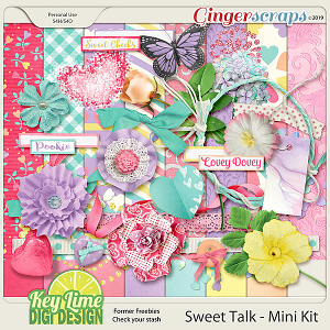 Sweet Talk Mini by Key Lime Digi Design